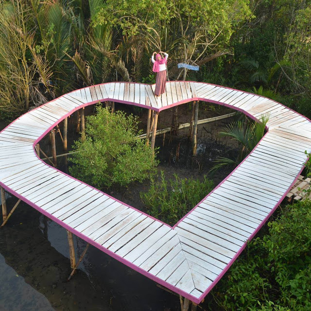 Mangrove Forest, The Instagramable and Romantic Spot in ...